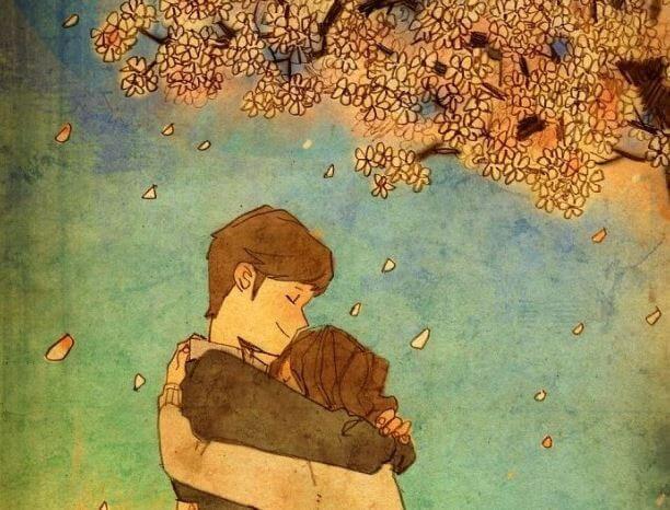 Abrazar a las personas que queremos es algo maravilloso y lleno de magia. La explosión del amor a través del lenguaje del cariño, la calidez y la sutileza.