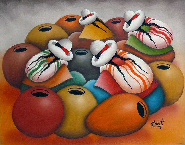 Impulso Arte Peru: Chismosas