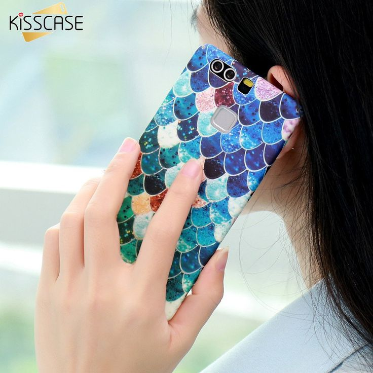 KISSCASE 3D Scale Phone Cases For Samsung Galaxy S8