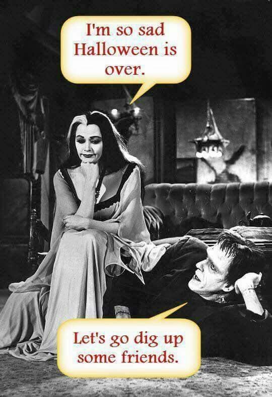 Gothic Munsters Fun