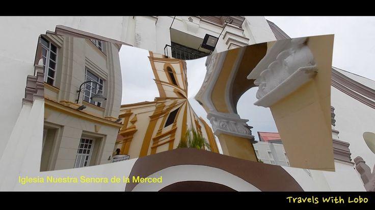 CAMAGUEY - Cuba's City of Churches - Pedestrian Streets -  Shopping - Ba...