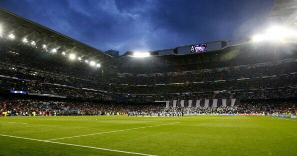 Real Madrid vs Galatasaray | Santiago Bernabeu Stadium