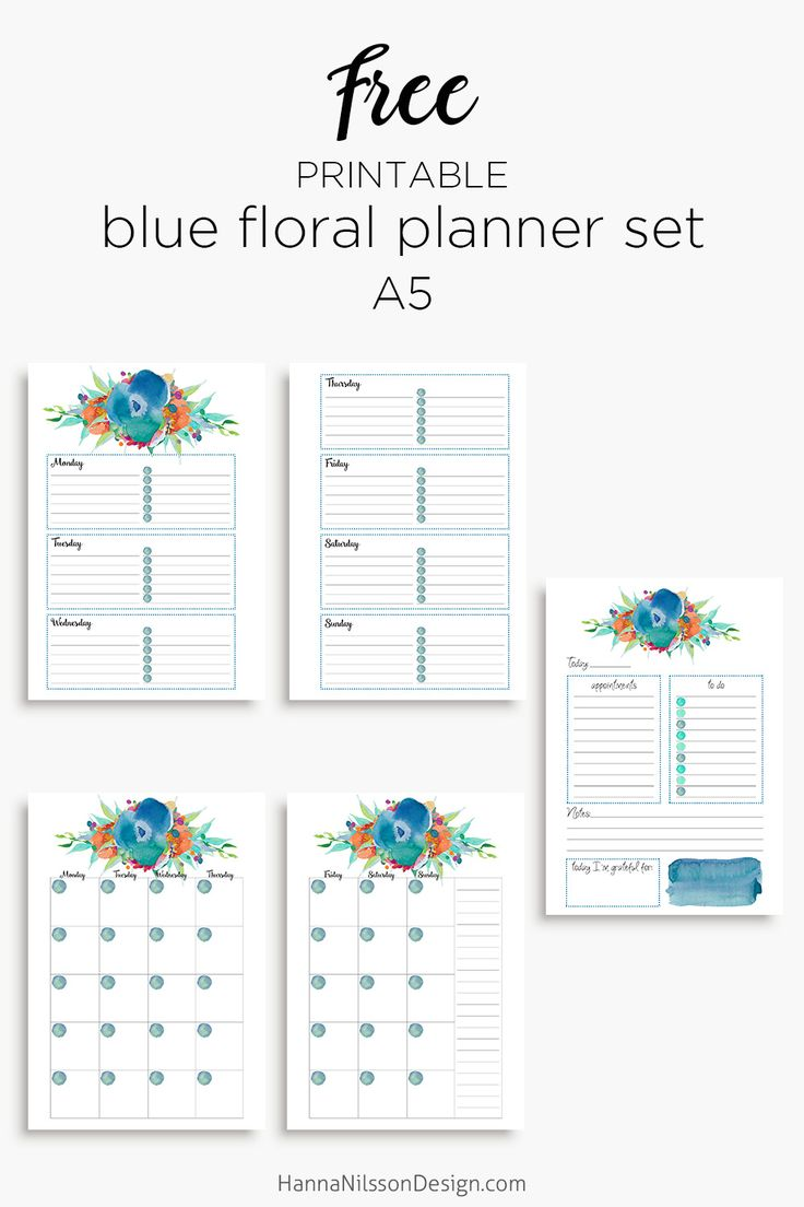 best Floral  Printables images on Pinterest  Calendar Ephemera