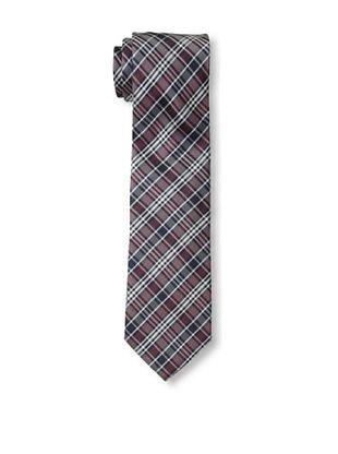 65% OFF Ben Sherman Men's Grid Tie, Red