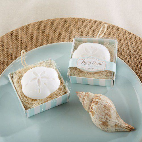 Sand Dollar Soap by Beau-coup