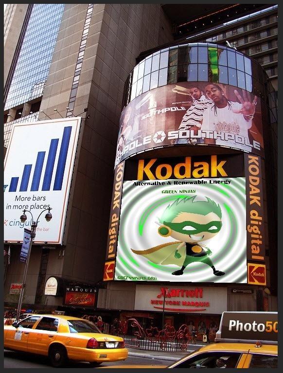 Green Ninjas Ad
