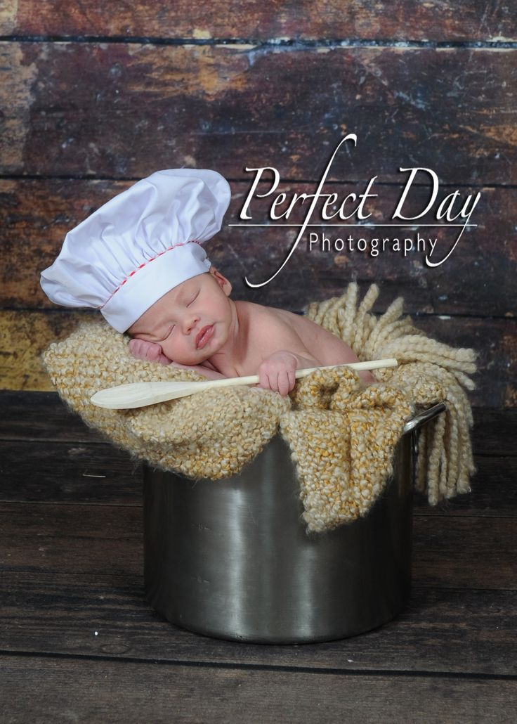 Newborn chef newborn photographer newborn photography perfect day photography south jersey photography