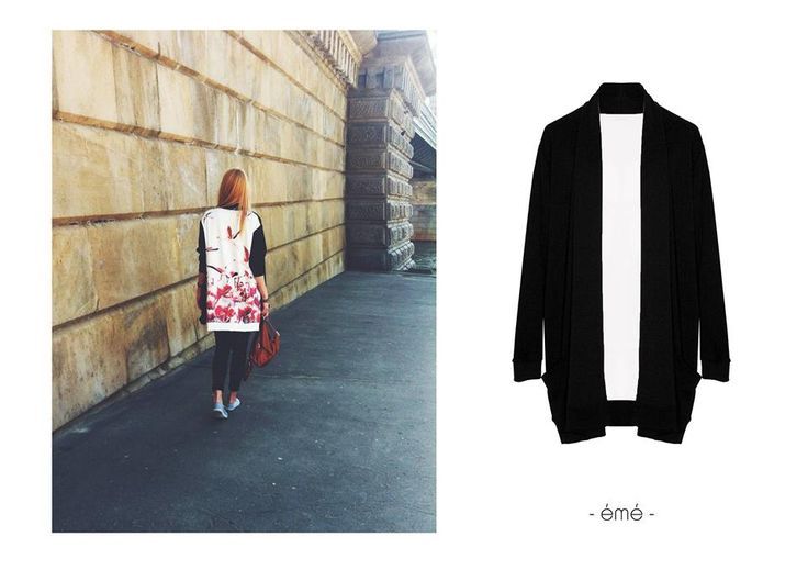 Our printed oversized Aruba collection's cardigan have just arrived!