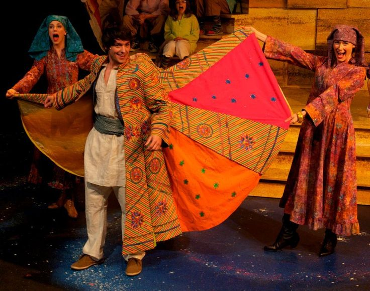 Joseph and the Amazing Technicolor® Dreamcoat Photo 4 - Chemainus Theatre Festival