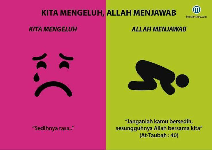 Sedih selalu...