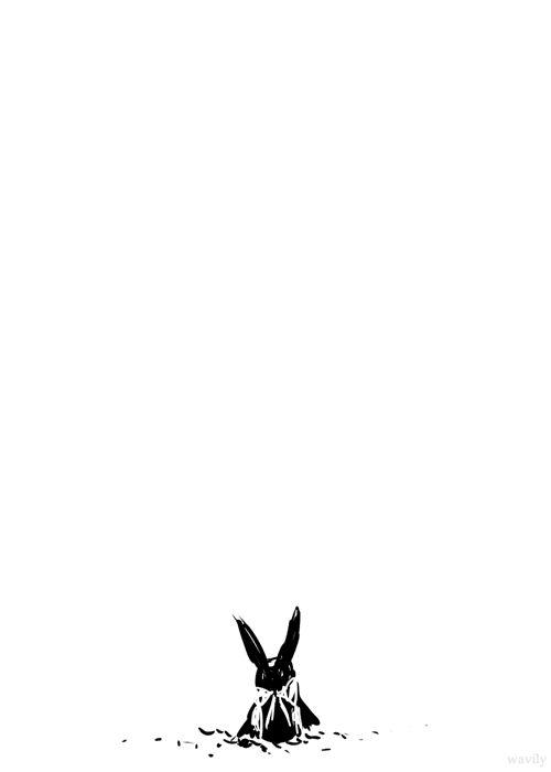 """""""Oz, the black rabbit"""". Definitivamente, Pandora Hearts es mi manga favorito. La historia simplemente me encanta. Los momentos cómicos, de intriga o de tristeza...Mochizuki puede ser muy sádica con los personajes, y jugar con nuestros sentimientos,  pero es una mangaka maravillosa (?"""