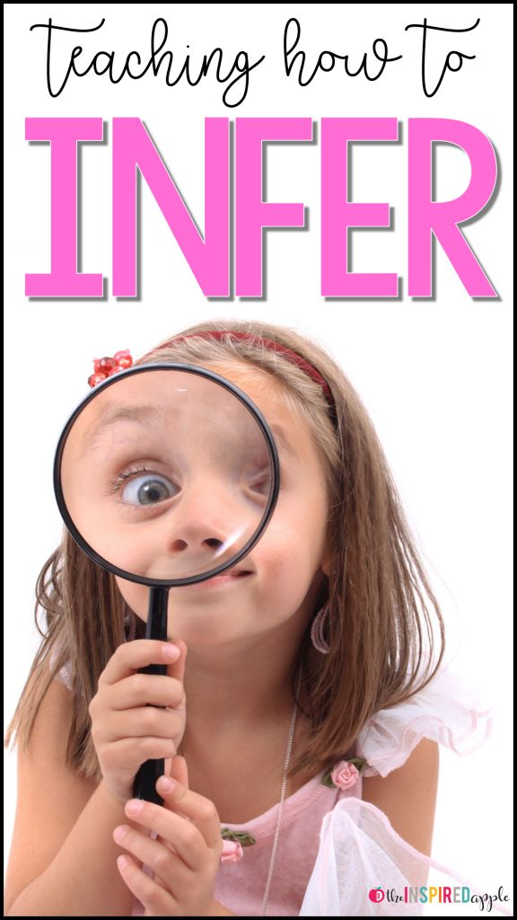 Check out this video to learn more about teaching inferencing in the elementary classroom with fun and engaging lesson plans and activities! Click on the graphics below to grab the resources mentioned in the video. Don't want to forget this post? Pin the