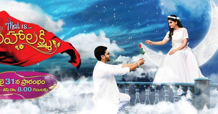 'That Is Mahalakshmi'is an Indian television period drama that airs on Zee Telugu.The serial will go on air from July 31. It is scheduled to be telecast from Monday to Saturday at 8.00 pm. తన కడక తడరన ఎదక అసహయచకటననడ ఈ తలల క తలసతద ? Will Sree find his 'Dream Girl' ?  Song ::Ayyayyo Ema AndamMusic :: Meenakshi Bhujang garuSinger :: Naresh Iyer sirLyrics :: Sagar Narayana Mukku garuZee Episode Producer :: Konkala Vijay Kumar Reddy garu  with Konkala Vijay Kumar Reddy Sagar Narayana Mukku and…