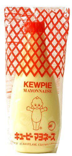 Kewpie.. Famous Japanese Spicy Mayo in rolls