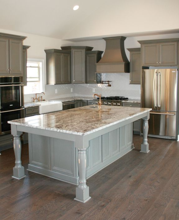 St. Jude Dream Home Open For Tours 2014. This kitchen can by yours if you buy the winning ticket www.dreamhome.org.