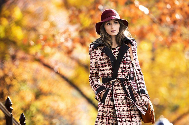 Olivia Palermo para Vitamina Otoño Invierno 2014 |NYC