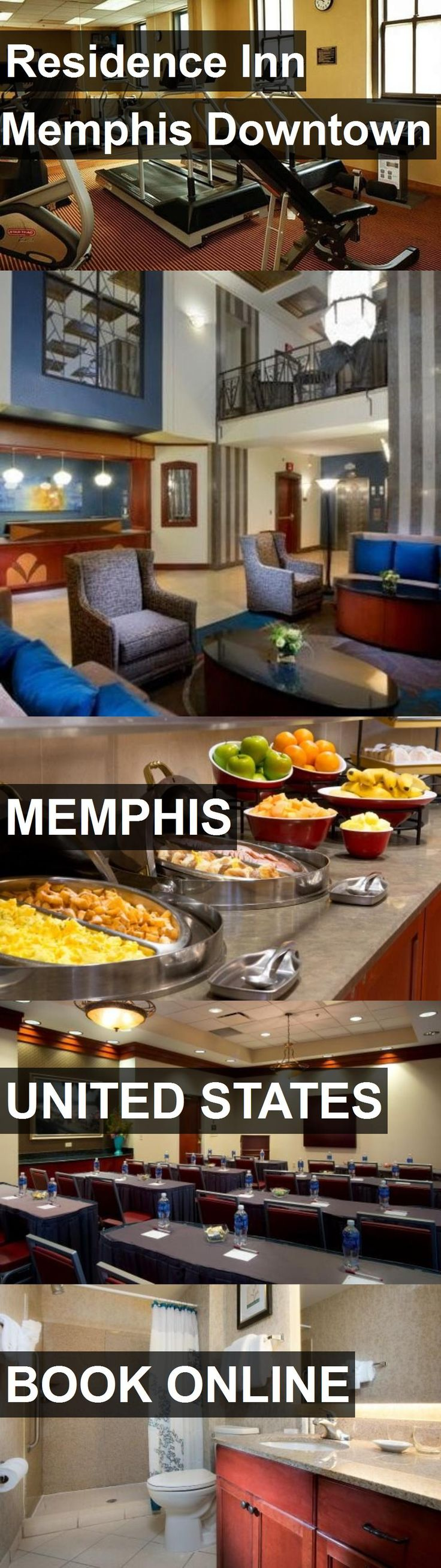 1 bedroom apartments midtown memphis tn%0A Hotel Residence Inn Memphis Downtown in Memphis  United States  For more  information  photos