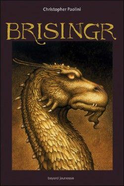 Couverture de L'Héritage, Tome 3 : Brisingr
