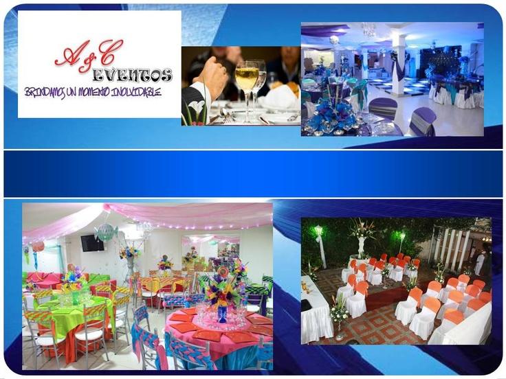 organizamos tus fiestas!!!