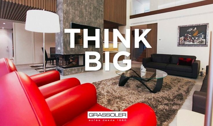 Charmant #thinkbig #grassoler #sofa #armchair #interior #design #interiordesign  #interiorismo