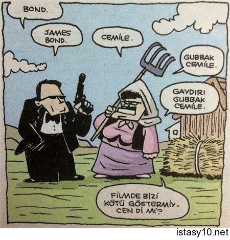 Özer Aydoğan Karikatürleri – 6