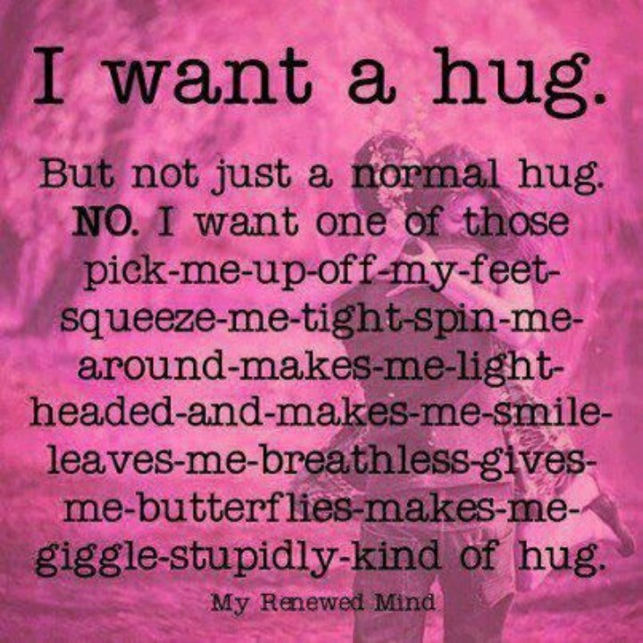 I Just Want To Cuddle Quotes: Sometimes You Just Need A Hug!
