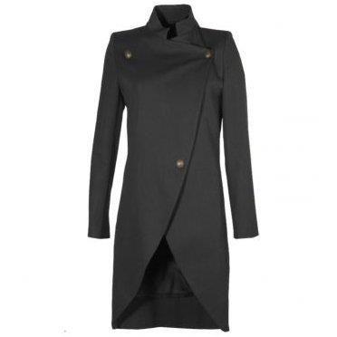 Как перешить пальто для беременных