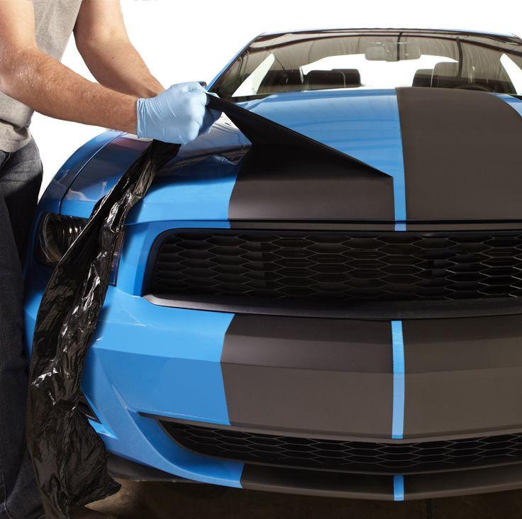 Customize your car with RustOleum® Peel Coat Spray Paint
