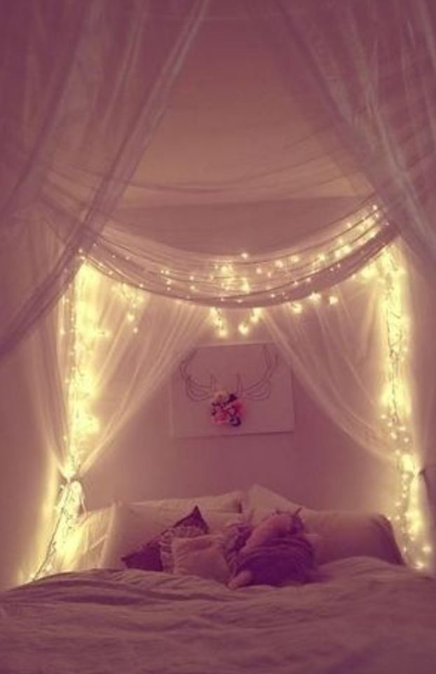love this for around the bed!
