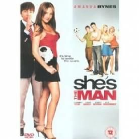 http://ift.tt/2dNUwca | She's The Man [dvd] [2006] [dvd] (2006) Amanda Bynes; Channing Tatum | #Movies #film #trailers #blu-ray #dvd #tv #Comedy #Action #Adventure #Classics online movies watch movies  tv shows Science Fiction Kids & Family Mystery Thrillers #Romance film review movie reviews movies reviews
