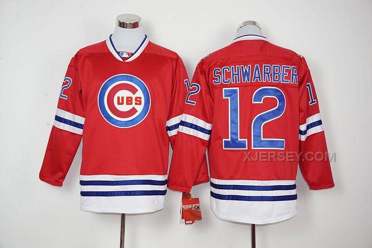 http://www.xjersey.com/cubs-12-kyle-schwarber-red-long-sleeve-jersey.html Only$47.00 CUBS 12 KYLE SCHWARBER RED LONG SLEEVE JERSEY Free Shipping!