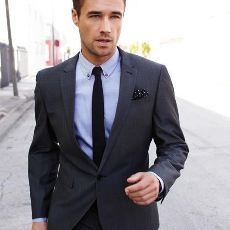 Деловой стиль мужчины строгий пиджак фото