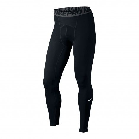 Nike Pro Tight trainingsbroek heren black