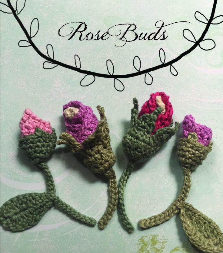 Rose Bud patterns at ahankidoridayblog
