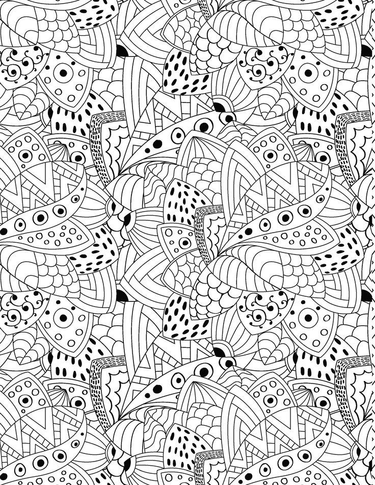 dazzling patterns a gorgeous coloring book with more than 120 illustrations to complete just