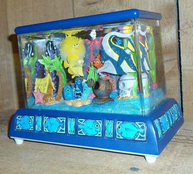 Detalles acerca de baloncesto nba hoops 1989 lote 2 for Disney fish tank
