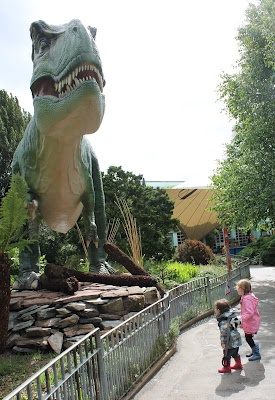 DinoZoo at Bristol Zoo