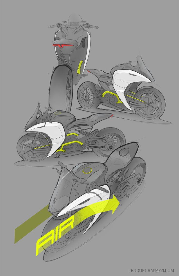 XT concept on Behance