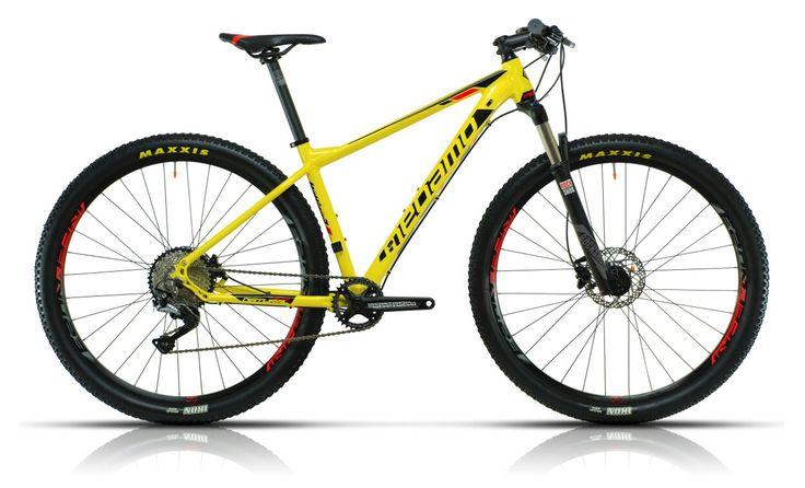 Bicicleta de montaña #megamo natural 07 elite 2017 29 pulgadas 1x11 #shimano #slx horquilla #rockshox recon air 100mm Ciclos Contra Reloj #Zaragoza #España