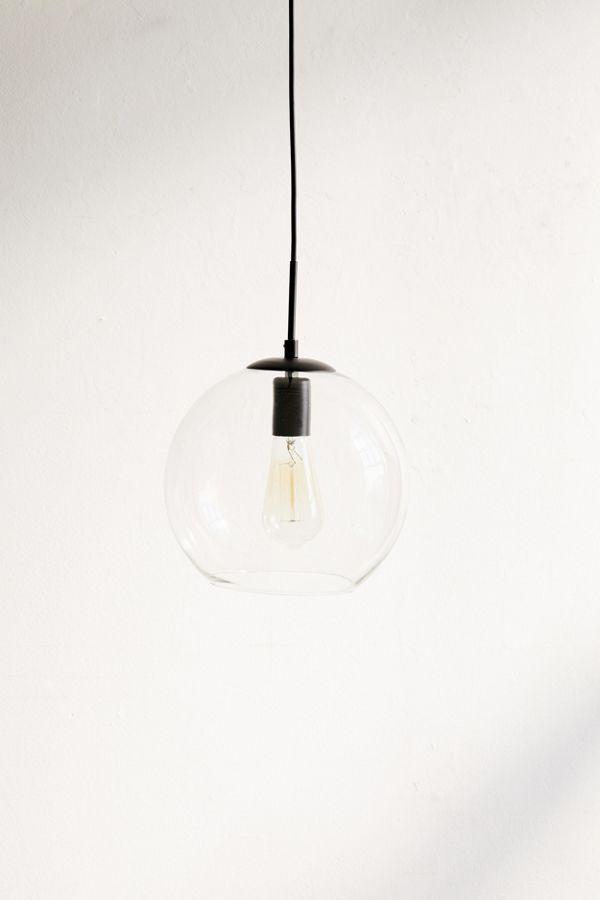 Clear Globe Pendant Light Globe Pendant Light Globe Pendant