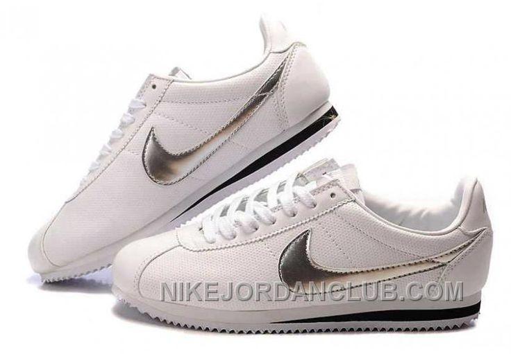 http://www.nikejordanclub.com/nike-cortez-leather-men-shoes-white-silver-scnmd.html NIKE CORTEZ LEATHER MEN SHOES WHITE SILVER SCNMD Only $72.00 , Free Shipping!