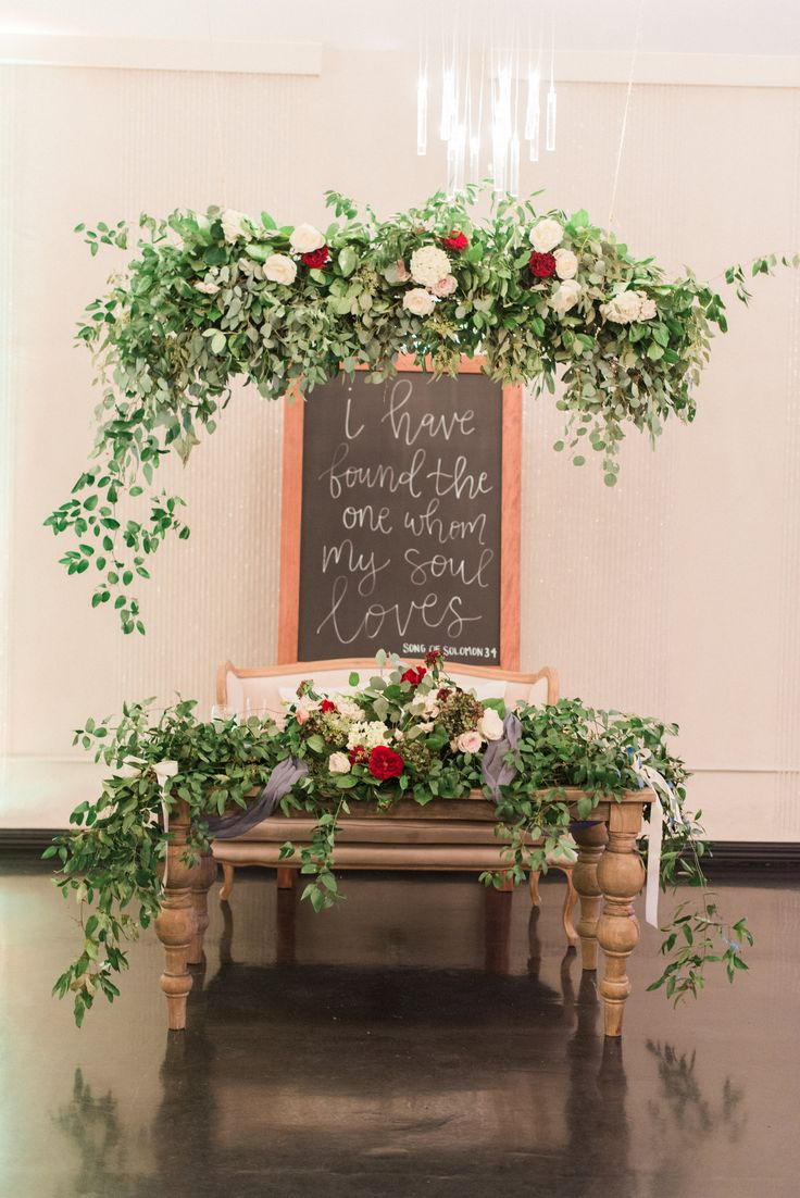 25 best Sweetheart Tables at SoHo63 images on Pinterest ...
