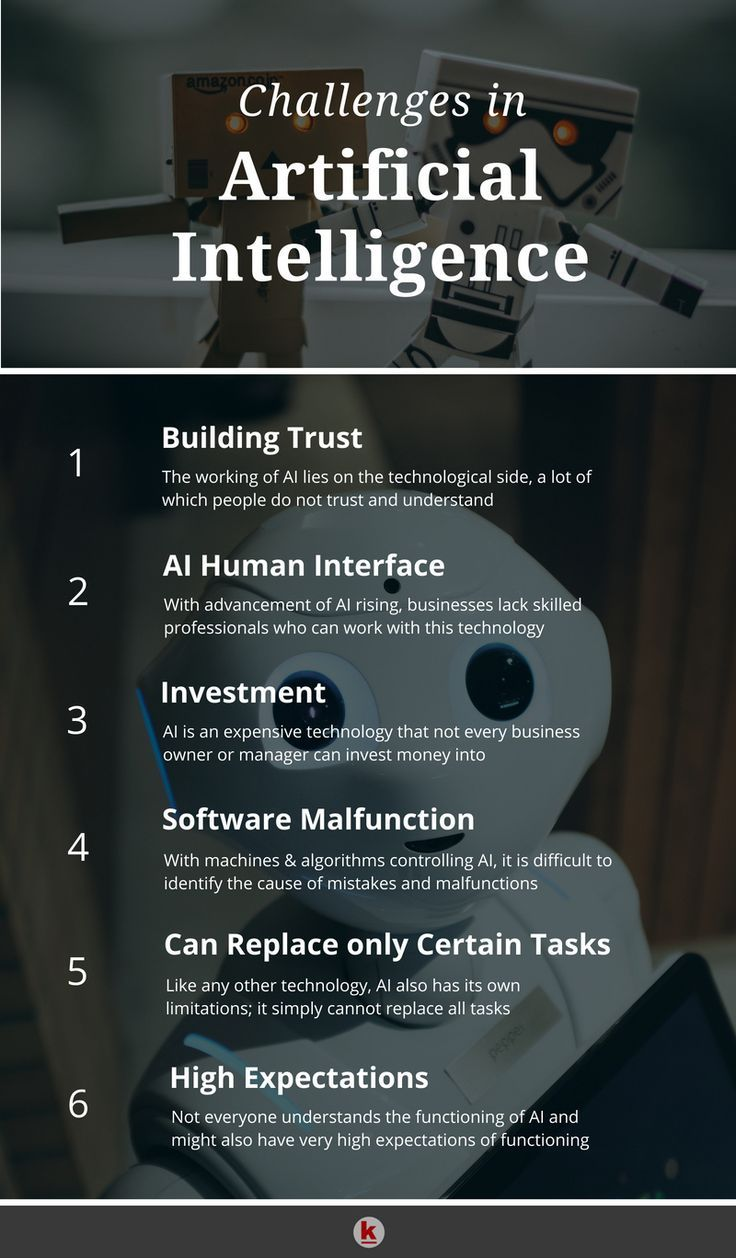 Challenges of artificial intelligence! - RedAlkemi  #technology #AI #artificiali... 2