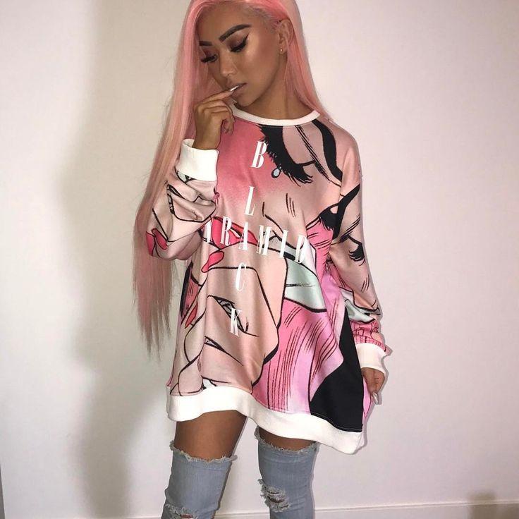 110 Best Nikita Dragun Images On Pinterest Dragon Drake And Pink Hair