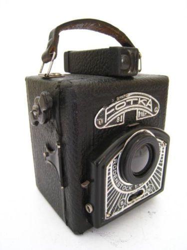 Altissa-Nr-200-Fotka-Boxkamera-Rollfilmkamera