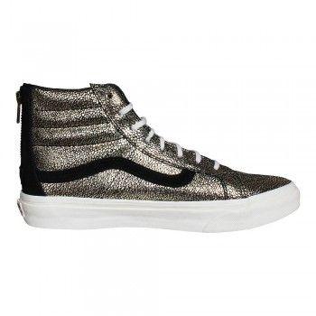 Vans Sk8-Hi Slim Sneaker Gold Dots (gold)