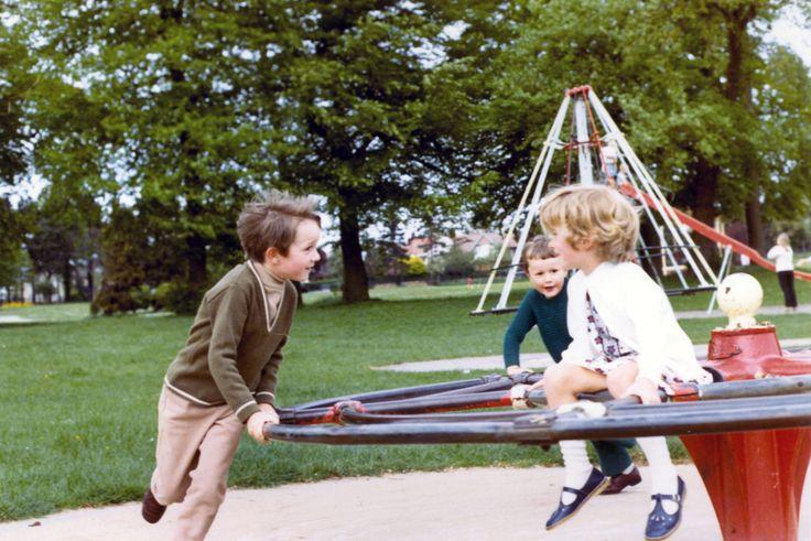 John Coles Park - April 1970