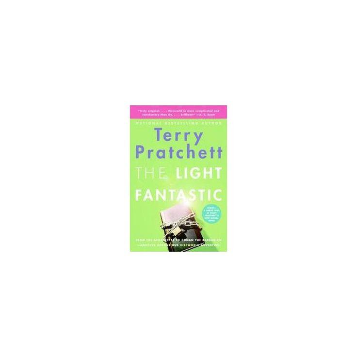 The Light Fantastic ( Discworld) (Reprint) (Paperback)