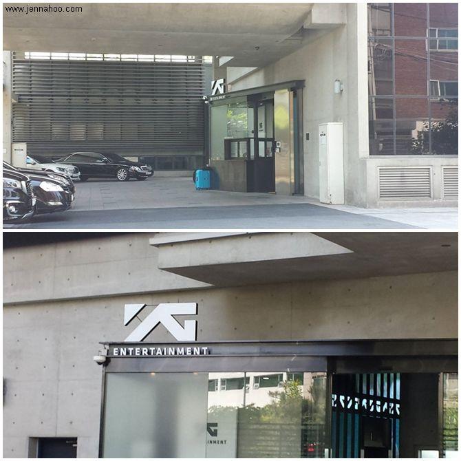 YG Entertainment, Hapjeong