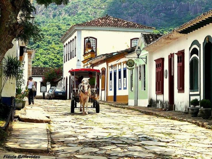 Belo casario em Tiradentes! :))    Foto de Flávia Benevides
